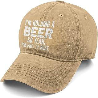 Amazon.com  Food   Drink - Baseball Caps   Hats   Caps  Clothing ... ec8385f91ff5