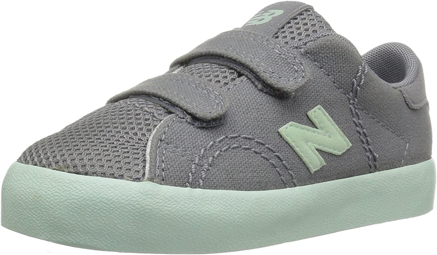 New Balance Unisex-Adult Court v1 Hook and Loop Sneaker