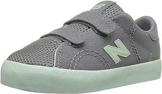 New Balance Kids' Court V1 Hook and Loop Sneaker