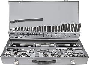 Macho para roscar a mano PROFI Juego de machos M1,6 HSS-G Acero de alta velocidad 3 piezas Macho de roscar manuales