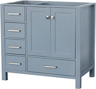 Best 36 inch vanity with offset sink Reviews