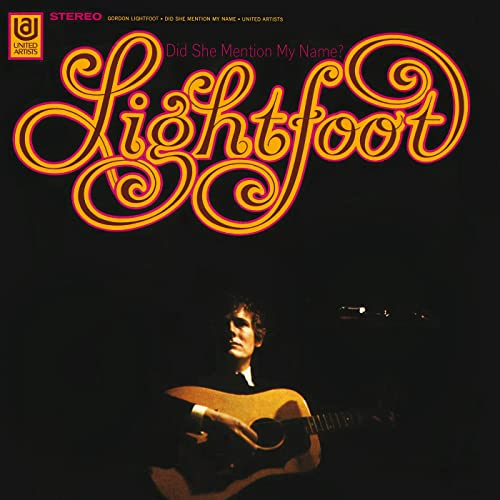 Did She Mention My Name von Gordon Lightfoot bei Amazon Music - Amazon.de