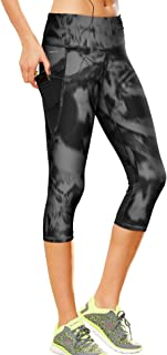 Champion Women's 6.2 Double Dry Performance Capri Legging