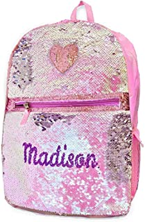 backpacks with sequins