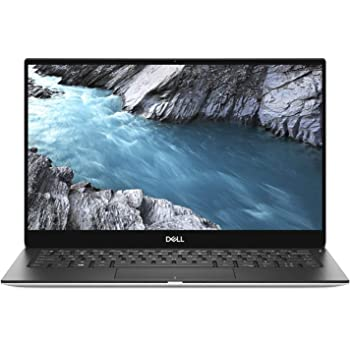 "Dell XPS 13 9380, 13.3"" 4K UHD (3840X2160) Multi-Touch IPS Display, Intel Core i7-8565U, 512GB SSD, 16GB RAM, Fingerprint Reader, Silver (Renewed)"