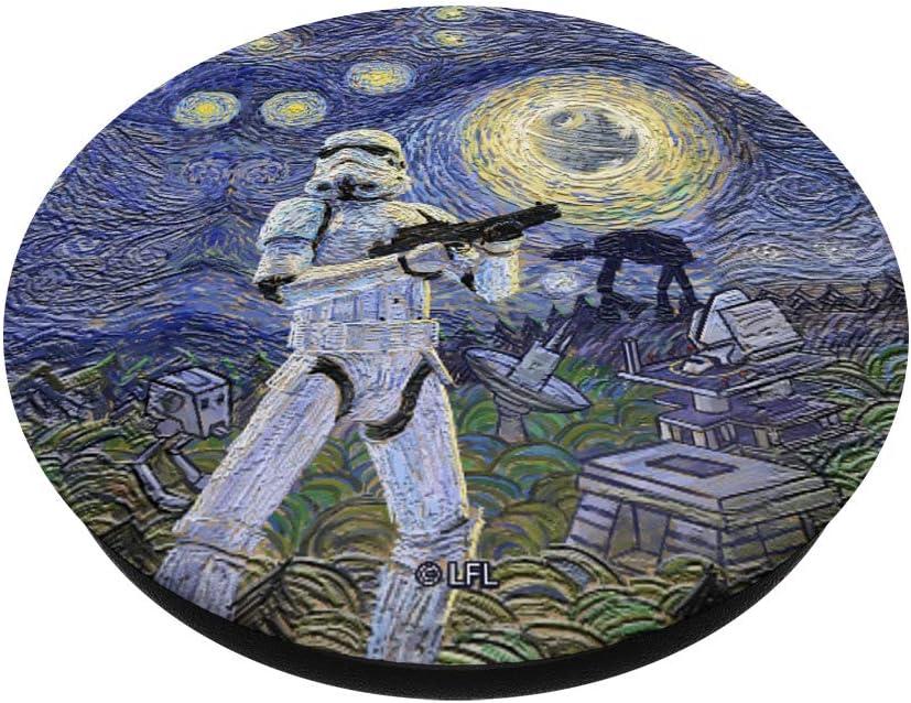 gaixample.org Star Wars Stormtrooper Starry Night PopSockets ...