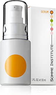 Somme Institute Face Serum w/ Vitamin C - Anti Wrinkle & Fine Lines Facial Treatment