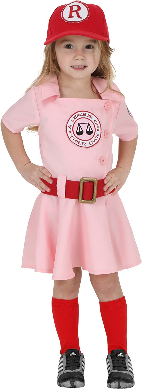 Toddler A League of Their Own Dottie Fancy dress costume 2T B01BKTPK9U Hochwertige Produkte    Neuheit