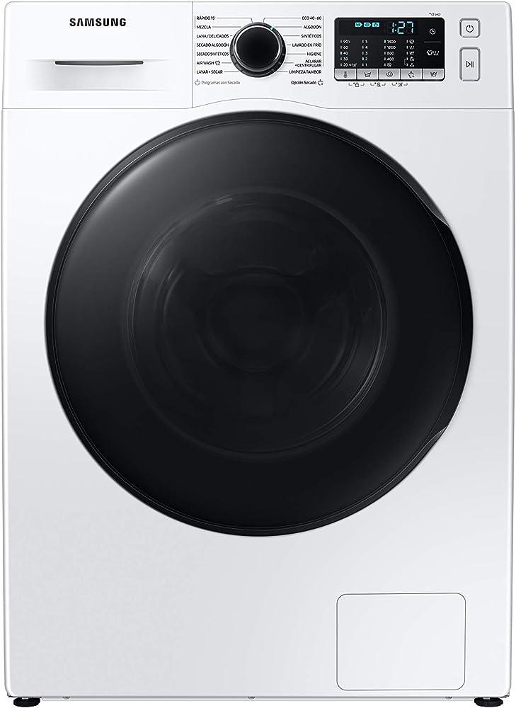 Samsung elettrodomestici lavasciuga 9 kg, 1400 giri classe e a WD90TA046BE/ET