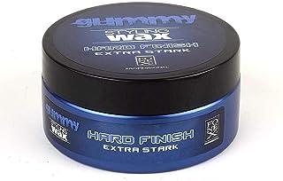 Gummy Styling Wax Hard Finish Extra Stark, 5 Ounce
