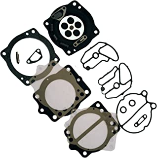 Premium Venom Brand Keihin Carb Carburetor Kit (Compatible With Kawasaki, Fits MANY 650 750 900 1100 / Compatible With Polaris 700 900 1050 1200 Watercraft NEVER China, SEE DESCRIPTION for exact Fit