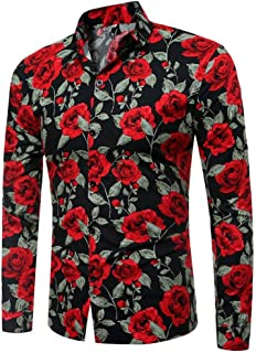 DAY.LIN T-Shirts /À Manches Longues Tops Homme Fitness Sweat-Shirt Course S/échage Rapide Absorption Respirabilit/é Grande Taille Hauts Blouse Pullovers