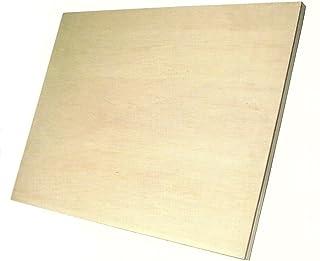 Helix Wooden Lightweight Drawing Board, 24 x 36 Inch, Metal Edge (37411)