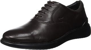 Geox U Winfred A, Zapatos de Cordones Oxford Hombre