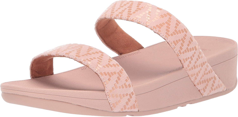 FitFlop Colorado 100% quality warranty! Springs Mall Women's Lottie Sandal Slide Chevron
