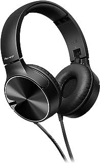 Pioneer SE-MJ722T-K Diadema BiBocina Negro Bocina para móvil - Bocinas (Diadema, BiBocina, Negro, Alámbrico, Multi-key, 3....
