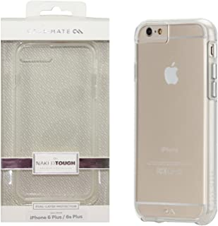 Case-Mate Naked Tough Case for iPhone [6 Plus][6s Plus] - Retail Packaging - Clear