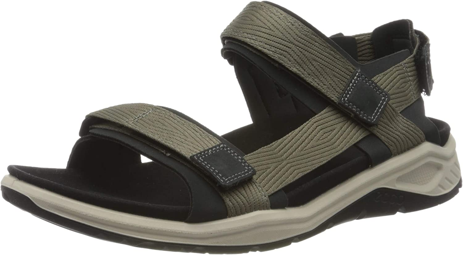 Max 68% OFF 67% OFF of fixed price ECCO Men's X-trinsic Textile Strap Sandal
