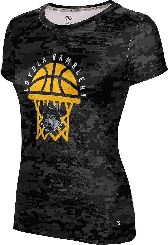 ProSphere Loyola Chicago Basketball Girls' Performance T-Shirt (Digital)
