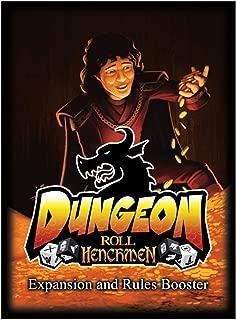 Tasty Minstrel Games Dungeon Roll: Henchmen