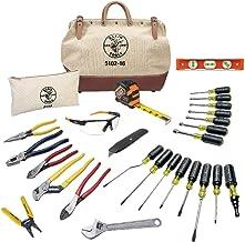 طقم ادوات كهربائية يدوية - 28 قطعة، كماشة، مفك صواميل، مفتاح ربط، أكثر كلاين 80028
