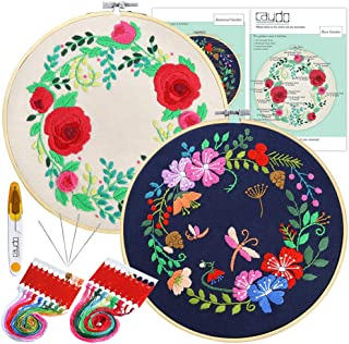 Best pre printed hand embroidery patterns Reviews