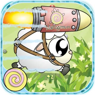 Sheepo Charge - Rocket sheep charge to goal