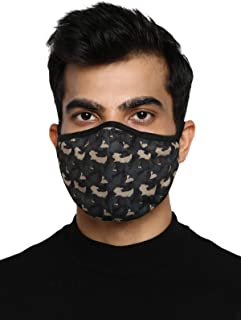 United Colors of Benetton Unisex-Adult Polyester Cloth Face Mask