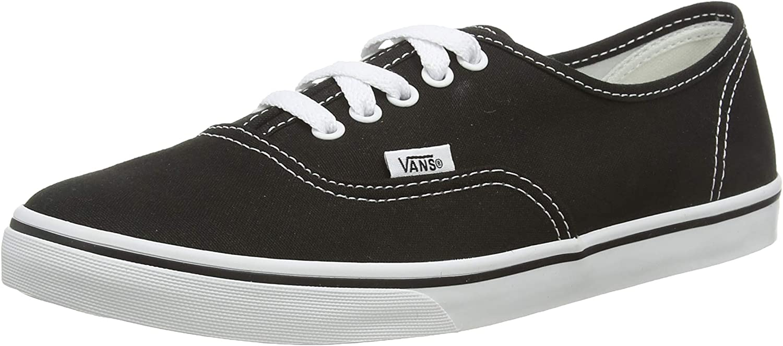 Vans Women's Vans Authentic Lo PRO Skate Shoes (Navy True White)