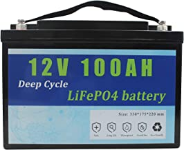 Sponsored Ad - MXS LiFePo4 50Ah Battery-50Ah Deep Cycle Household Energy Storage Battery3000 Times IFR 26650 Battery 4S14P...