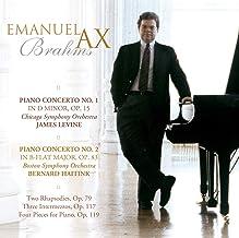Brahms Pno Concertos Nos.1 2