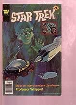 STAR TREK #51 1978-FLYING SAUCER COVER-WHITMAN EDITION VG