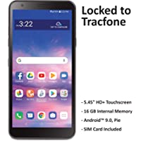 Deals on LG Journey 5.45--in HD+ Tracfone w/Case & 1500 Min/Text/Data