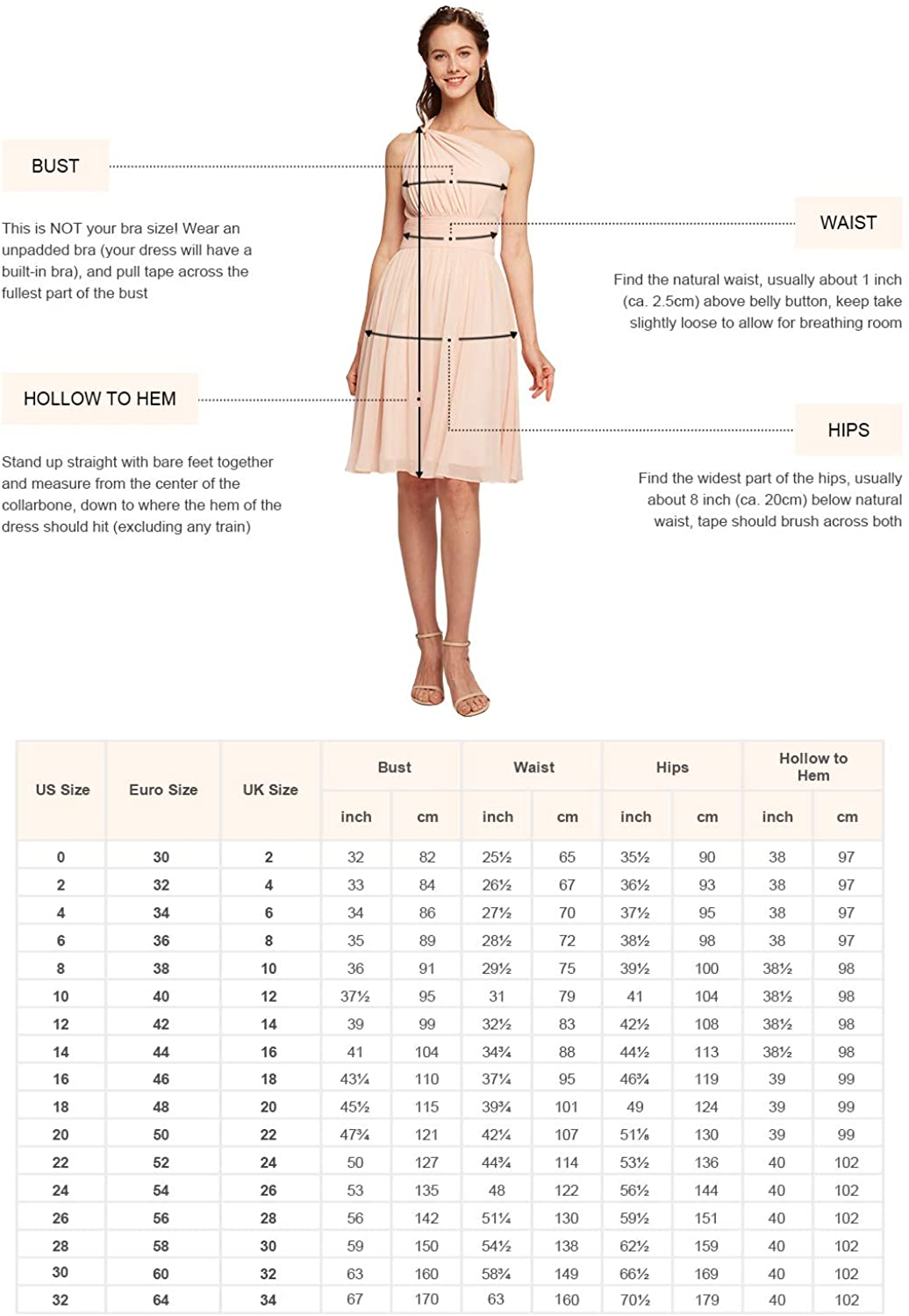 ALICEPUB V-Neck Chiffon Bridesmaid Dresses Short Cocktail Formal Dresses for Women Party with Flutter Sleeves