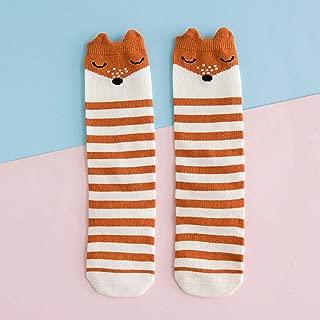 Creative Fashion Children Socks Casual Baby Socks-Fox-S