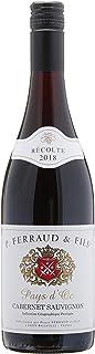 Pierre Ferraud & Fils Cabernet Sauvignon Vin De Pays IGP Red Wine, 750 ml