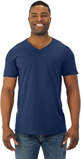 Mens Jersey V-Neck T-Shirt (SFVR)