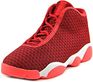 Jordan Horizon Youth US 6 Red Basketball Shoe