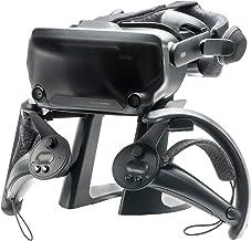 MYJK VR Headset Stand Holder/VR Headset Display Mount for Valve Index/ Oculus Quest & Oculus Go & Oculus Rift/ Oculus Rift...