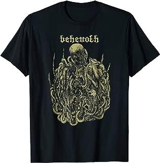 Behemoth Brutal Death Monster for Heavy Metal T Shirts fans