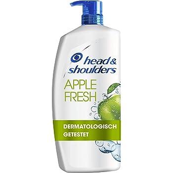 Head & Shoulders H&S Shampoo Apple 1L Head & Shoulders 1000 ml ...