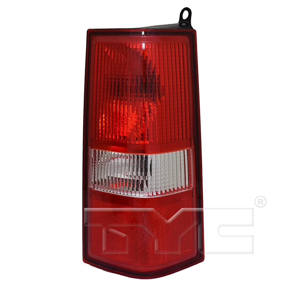TYC 11-6837-00-1 Replacement Right Tail Lamp