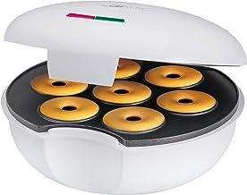 Clatronic DM3495 Machine à Donut Blanc