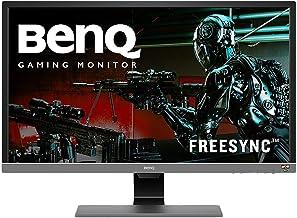 BenQ 28 inch 4K HDR10 Monitor (EL2870U), UHD 3840x2160, FreeSync, 1ms Response Time, Eye-Care, Brightness Intelligence Plu...