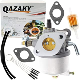 QAZAKY Carburetor Replacement for EZGO Golf Cart 295cc Gas 4-Cycle Engine 1991-UP TXT Medalist Marathon Freedom ST Carb 26645G01 26645G03 26645G04 26725G01 26726G01 26727G01 72558G02 72558G03 72840G01