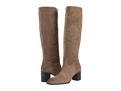 Free People Cleo Slouch Boots (Taupe) Women