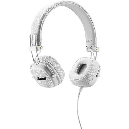 Marshall Major II On-Ear Headphones (White)
