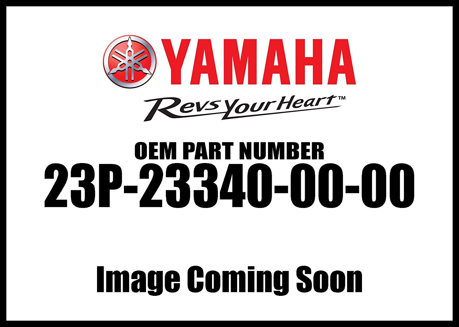 Yamaha Popular brand in the world 23P-23340-00-00 Under Ranking TOP5 Bracket 23P233400000 Made Complete;