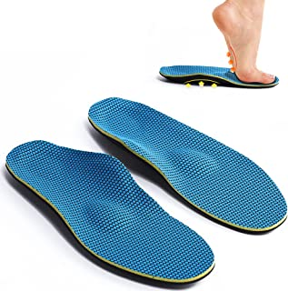 Sponsored Ad - Kukey Arch Support Insoles,Orthotic Inserts Relieve Plantar Fasciitis -Flat Feet-High Arch-NO Noise When ...