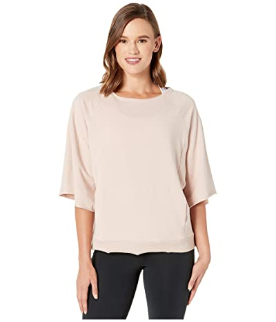 manduka Resolution Raglan Pullover (Bark) Women